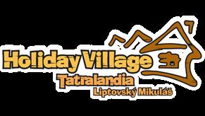 Holiday Village Tatralandia, ubytovanie Aquapark Tatralandia